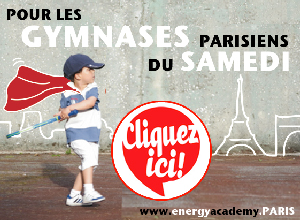 gymnase sport enfant paris